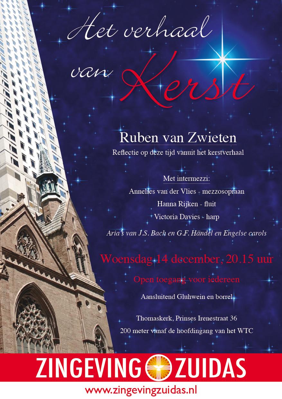 Zingeving zuidas het verhaal van kerst krispy 39 s blog for Ruben van zwieten