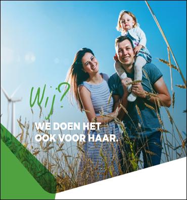 Grootste Nederlandse windpark op land komt in gemeenschappelijk bezit