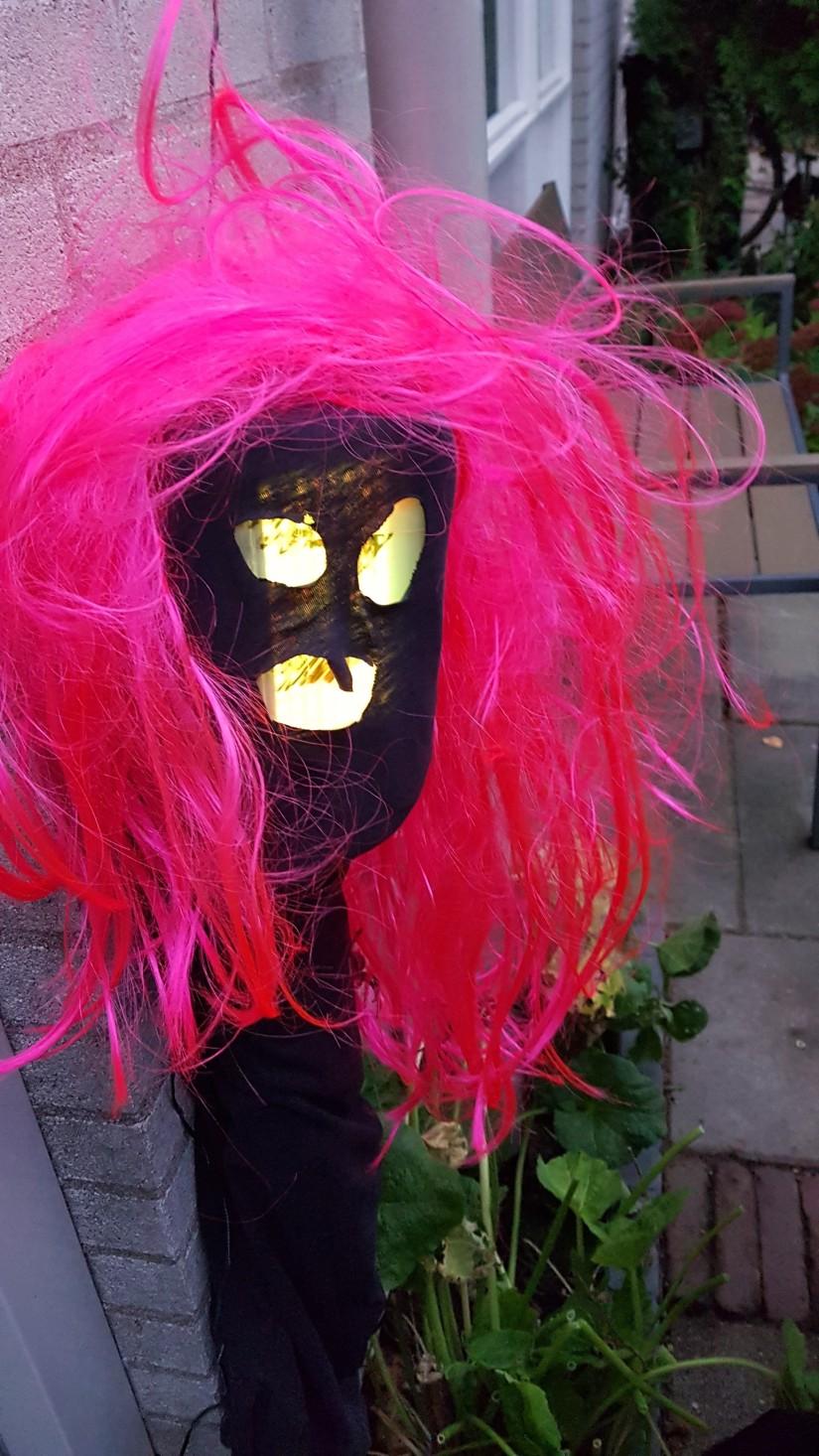 Halloween Schreeuwometer